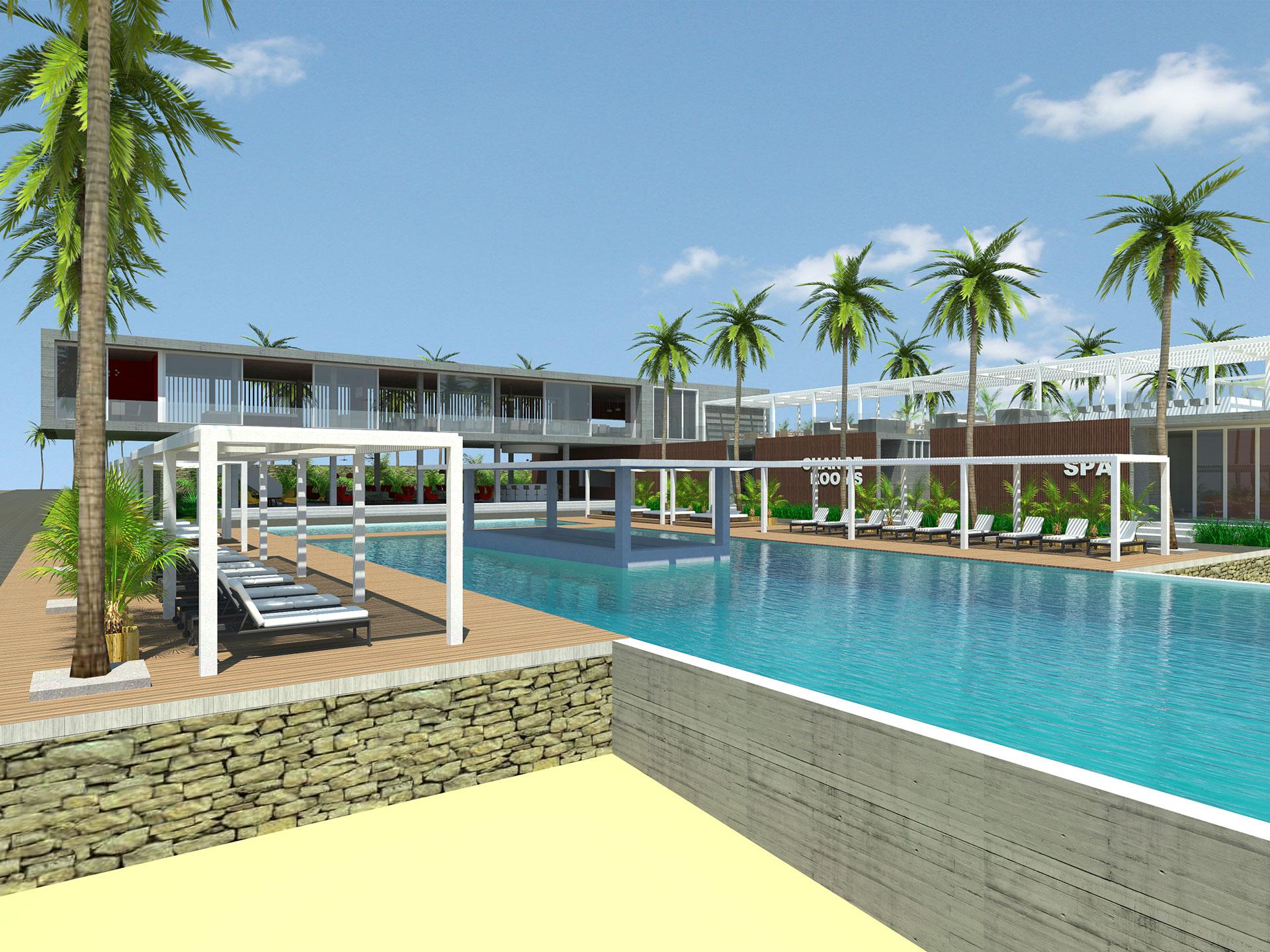 Infinity Pool & Deck